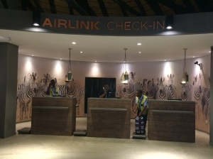 Check in counter: Zebra Welcome